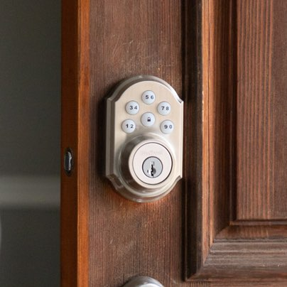 Baltimore security smartlock